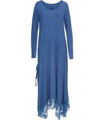 abito con tasca (blu) - rainbow