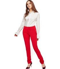 spodnie red