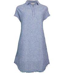 amalie pinstripe dress