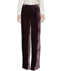 caractère casual pants