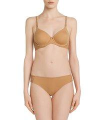 la perla women's shape allure underwired bra - nude - size 32 e