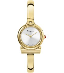 women's salvatore ferragamo gancini bangle watch, 22mm