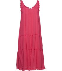 easy steppin' dress korte jurk roze odd molly