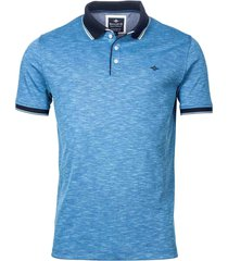 baileys poloshirt blauw regular fit 115205/16
