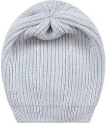 little bear light blue babyboy hat