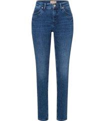 mac mel dark blue moder jeans
