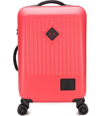 herschel supply co. trade carry-on suitcase - red
