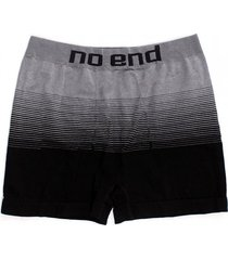boxer negro no end rayas