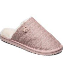janis slipper slippers tofflor rosa michael kors shoes