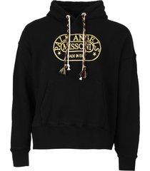 x missoni heritage hoodie black