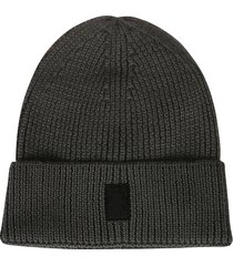 marcelo burlon cross patch beanie