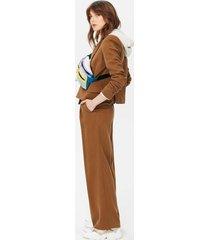 spodnie z lyocellu