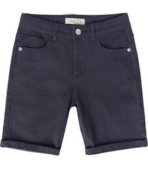 bermuda color gris denim corona