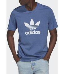 camiseta adidas adicolor classic trefoil