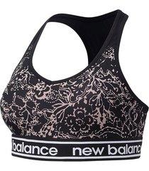 camiseta interior para mujer new balance