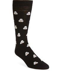 men's paul smith doggo socks, size one size - black