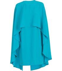 dress pencil w/detachable cape