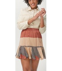 kjol board mw short skirt
