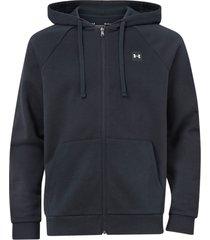 sweatshirt ua rival fleece fz hoodie