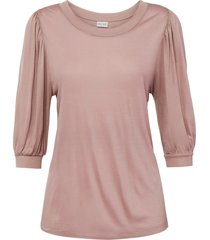maglia con maniche a palloncino (rosa) - bodyflirt