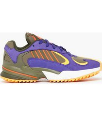 adidas originals yung-1 trail sneakers flerfärgad