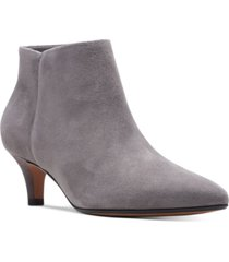 clarks collection women's linvale sea booties women's shoes
