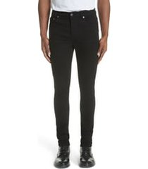 men's ksubi chitch laid skinny fit jeans