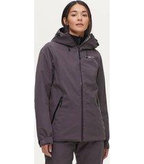 skidjacka ski jacket w, vind- och vattentät