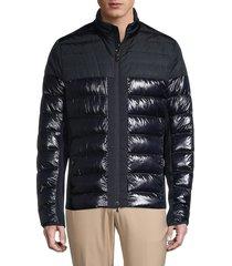 bogner men's jogi down-filled jacket - navy - size 46