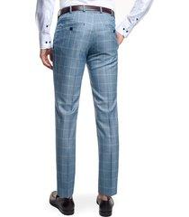 spodnie enrico 315 niebieski