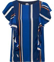 blus block stripe