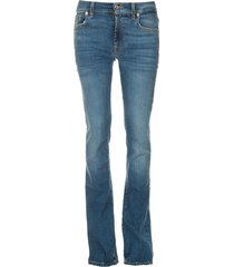 bootcut jeans soho light  lichtblauw