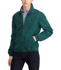 jaqueta polo ralph lauren lisa verde