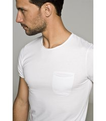 t shirt avola biały