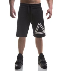 bermuda advance clothing triangle preta