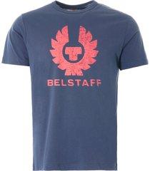 belstaff coteland 2.0 t-shirt | deep indigo | 71140318-8401