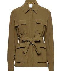 citrine blazer 10654 outerwear jackets utility jackets groen samsøe samsøe