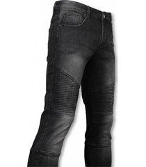avenue basic jeans zwart