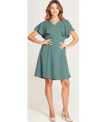 vestido boleros verde 10