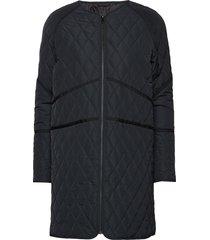2nd metts doorgestikte jas zwart 2ndday