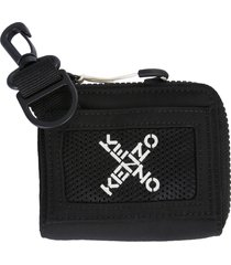 kenzo wallet with logo