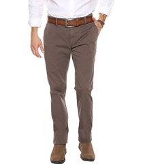 pantalon grafinit gray preppy chino 98% algodón 2% elastano bota 19