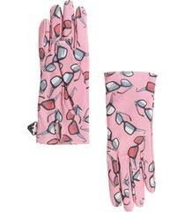 guanti donna in pelle