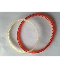 **new after market 2 belt set** central machinery mini lathe mill machine mod...