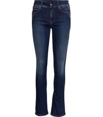 luz bootcut jeans boot cut blauw replay