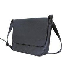 bolsa pasta em couro com porta notebook uomovitali