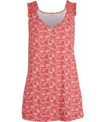 top in jersey (rosso) - bpc bonprix collection