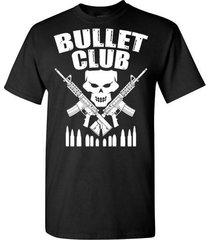 bullet club t-shirt
