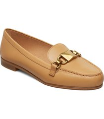 emily loafer loafers låga skor brun michael kors shoes
