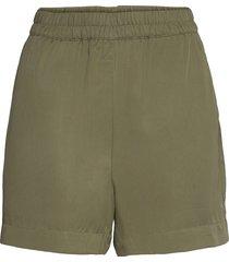 objtilda hw shorts shorts flowy shorts/casual shorts grön object